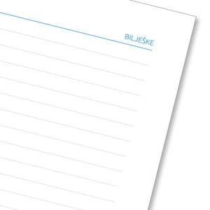 Rokovnik bilješke
