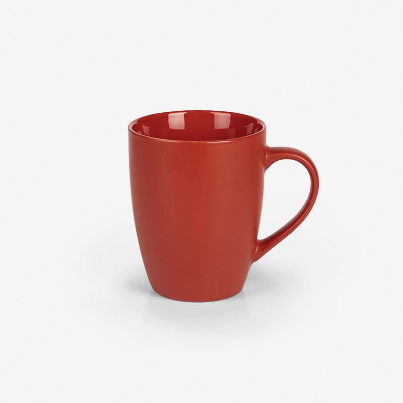 Šalica Laura - crvena