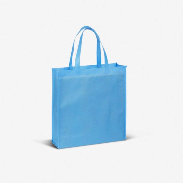 Vrećica Marketa – svijetlo plava