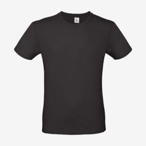 Majica E150 - crna