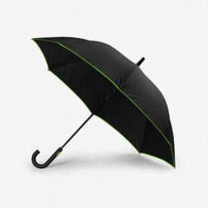 Kišobran Black Line - svijetlo zeleni