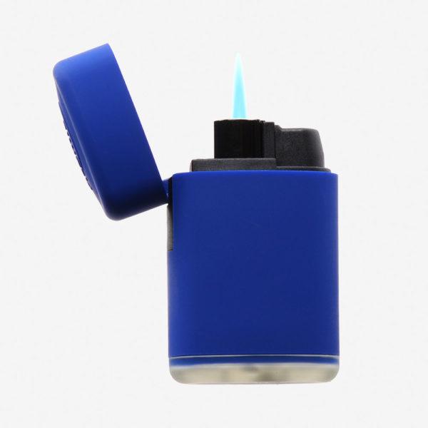 Upaljač Jet Flame - plavi otvoreni