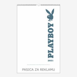 Kalendar Playboy 2021