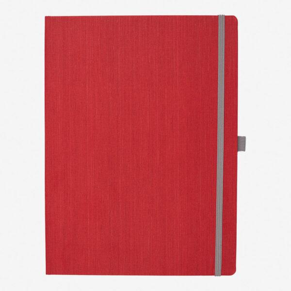 Rokovnik Kaprun A4 2021 – crveni